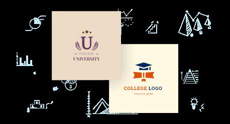 Educational-logo maker