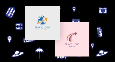 travel-logo maker