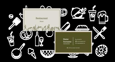 Visiting-card-for-restaurant