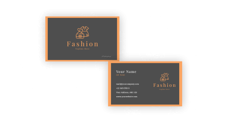 fashion-visiting-business-card