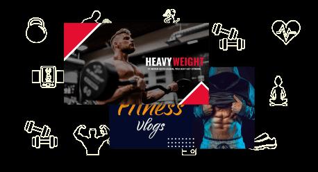fitness-youtube-channel-art-maker