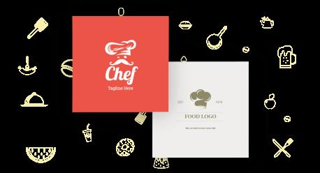 food-logo maker