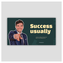 success youtube thumbnail