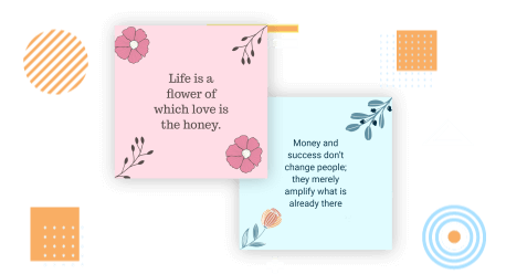 life quotes maker