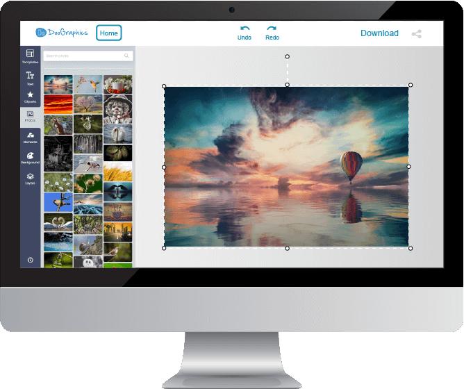 stock footage design for linkedin post