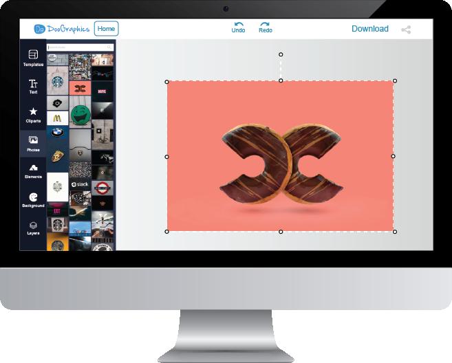 Doographics Logo design online
