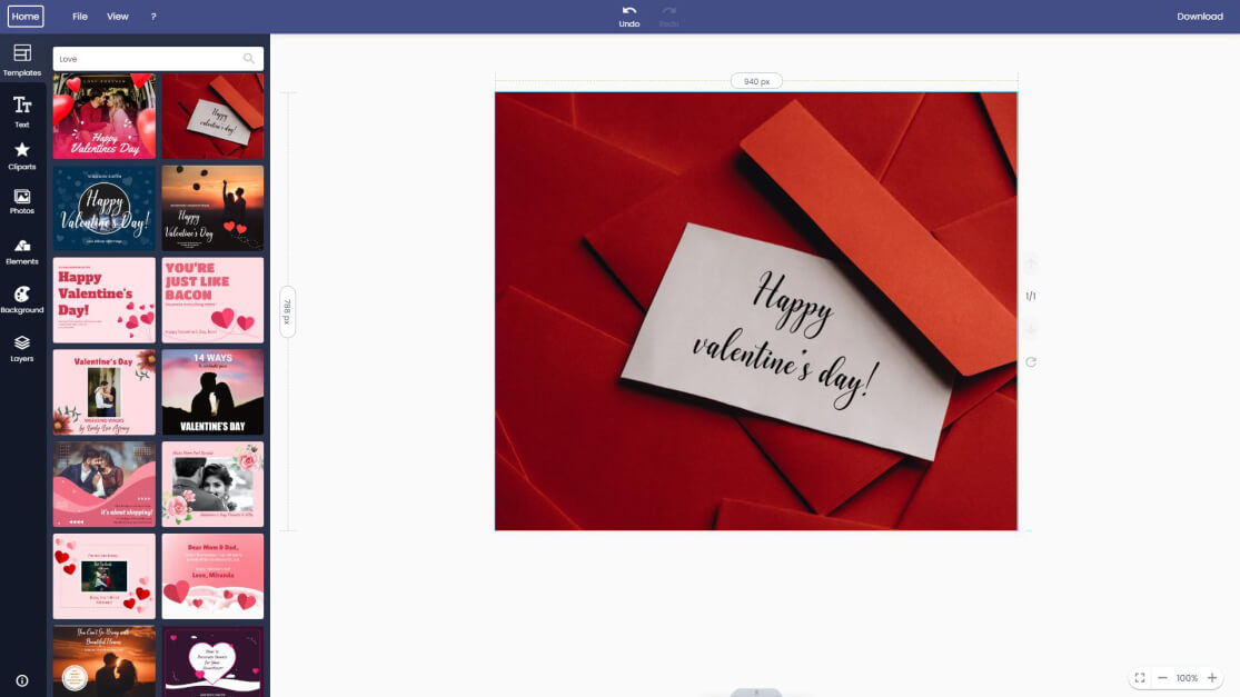 love-facebook-post