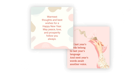 /new-year quotes maker
