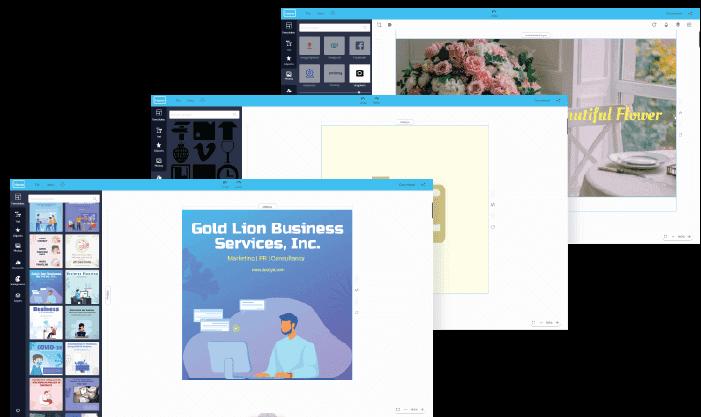 online design tool editor