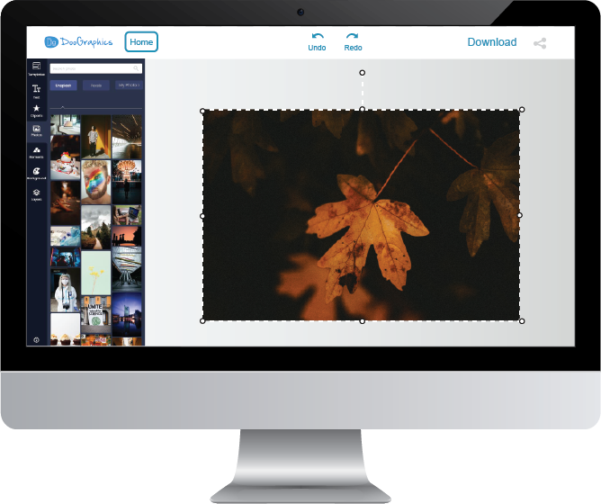 stock footage design for photo album maker maker