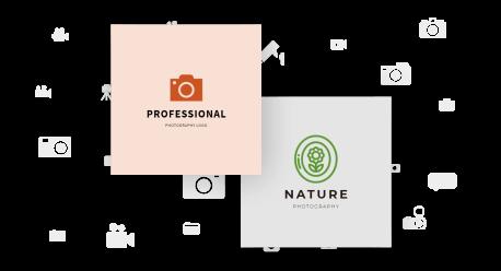 photographer-logo maker