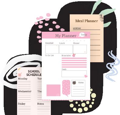 Planner online