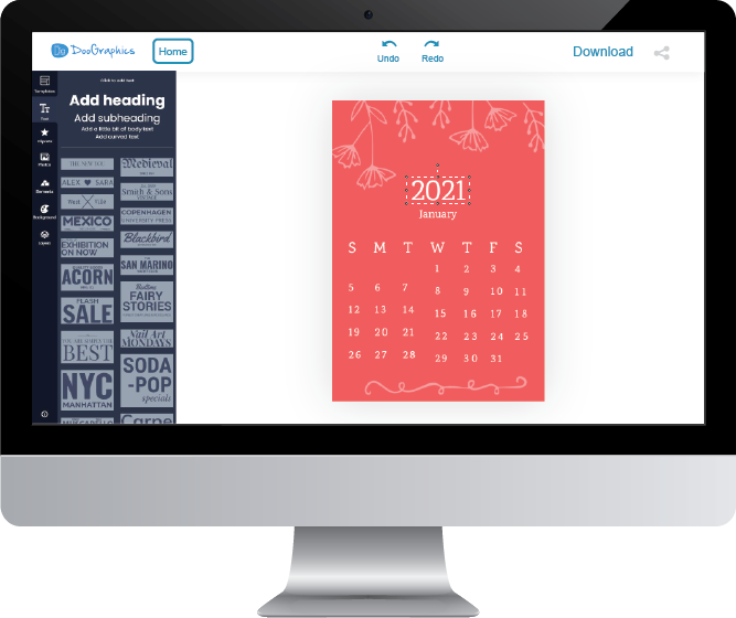 template-for-Online planner