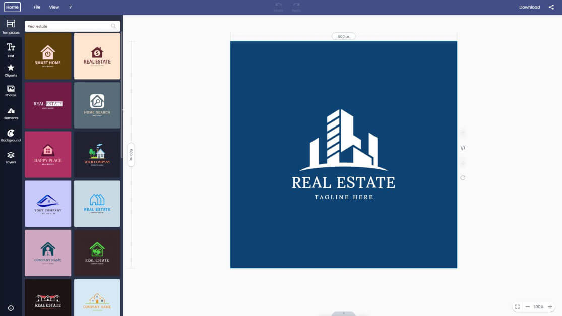 real-estate-logo