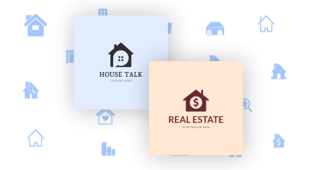 real estate logo maker