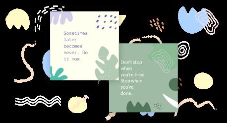 self-motivation-quotes maker