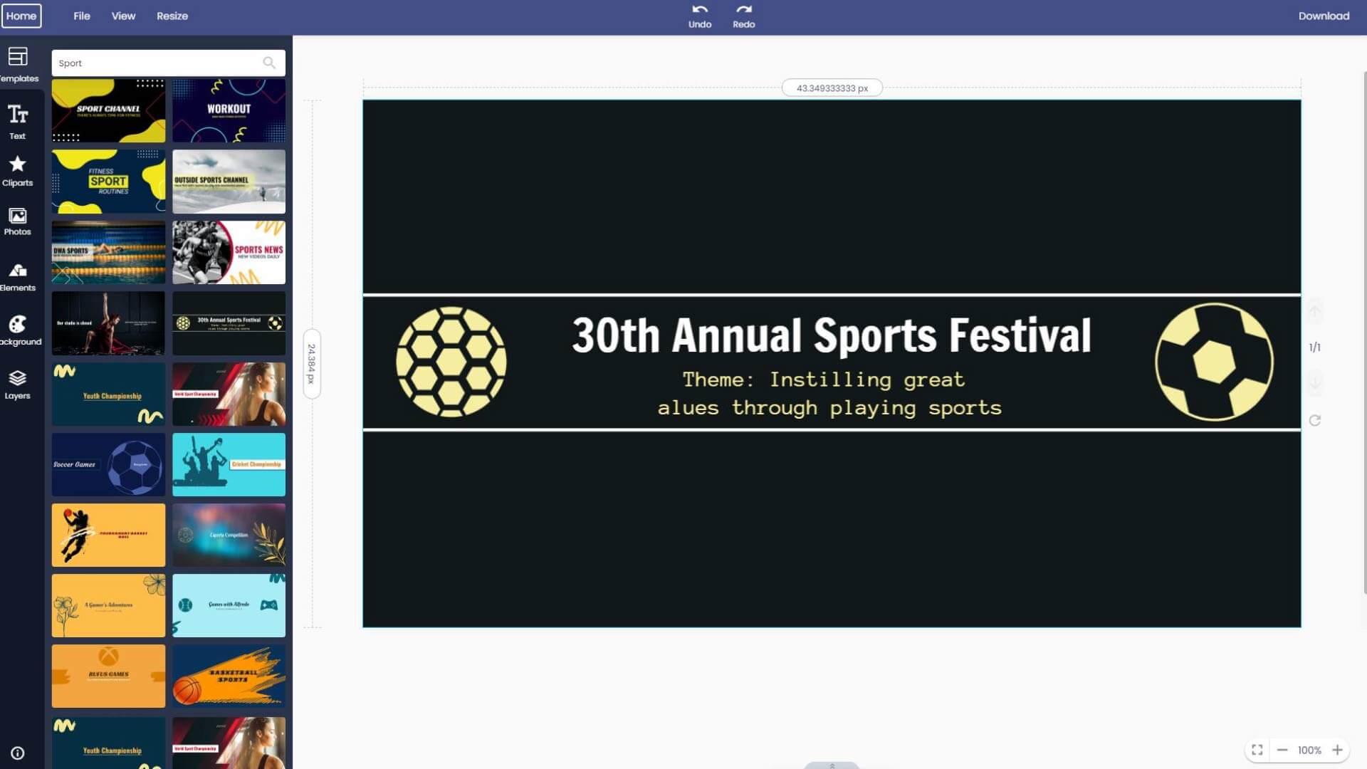 sports-youtube-channel-art-maker