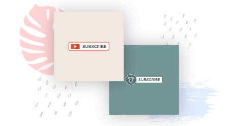 subscribe-logo maker
