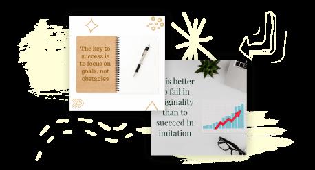 success quotes maker