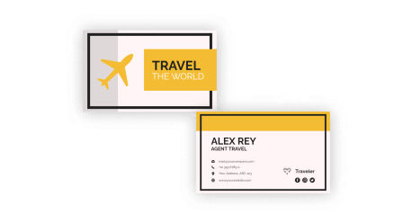 travel-business-card