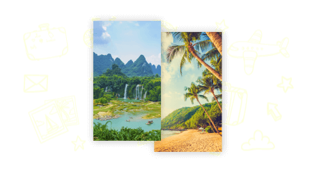 travel-wallpaper-maker