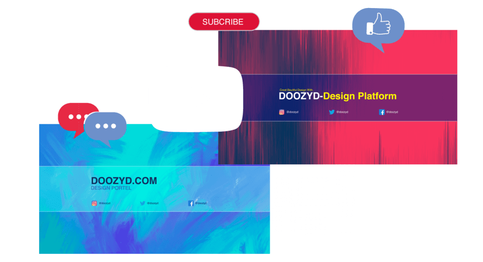 youtube channel art maker