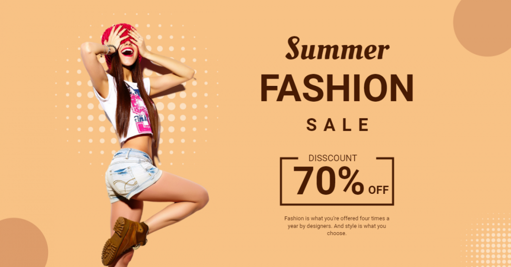 summer-sale-for-online-facebook-ad-maker