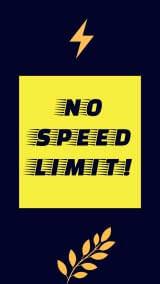 speed-limit Instagram-story maker