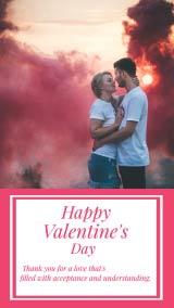 valentines Instagram-story maker