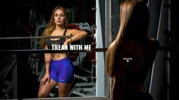 fitness youtube channel-art maker