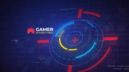 gamer youtube channel art Maker
