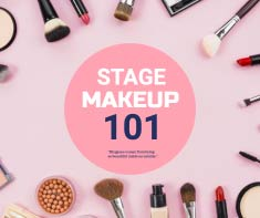 Facebook Post For Makeup Stage