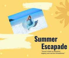 Facebook Post For Summer Escapade