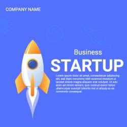Insta Post For Business Startup