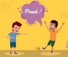 Insta Story For Prank