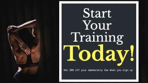 YouTube Thumbnail For Fitness For Training