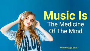 YouTube Thumbnail Music Is The Medicine