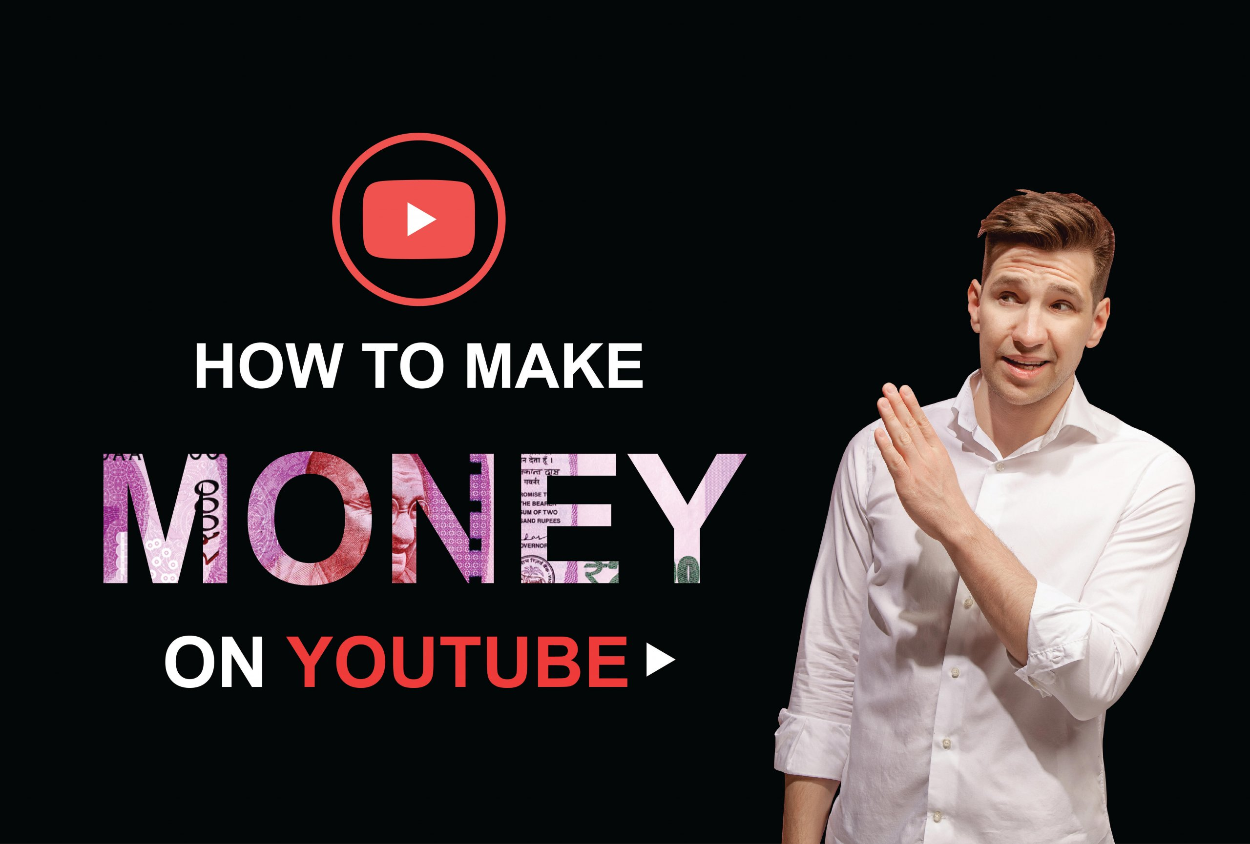 How to make money on YouTube with Doographics