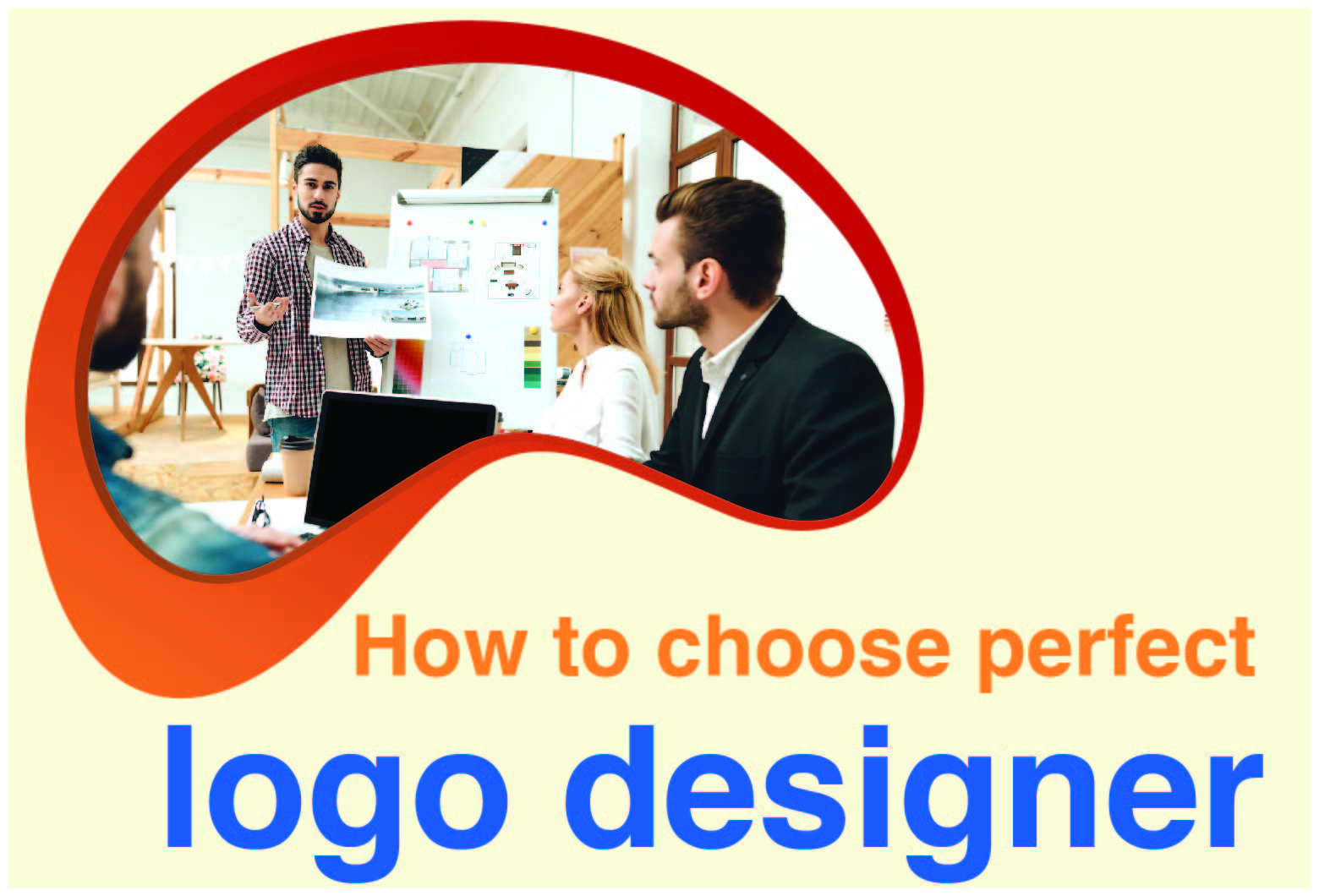 How to choose a perfect logo designer
