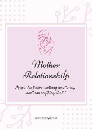 poster maker relationship